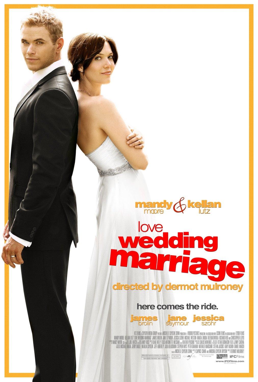 постер Сначала любовь, потом свадьба,Love, Wedding, Marriage