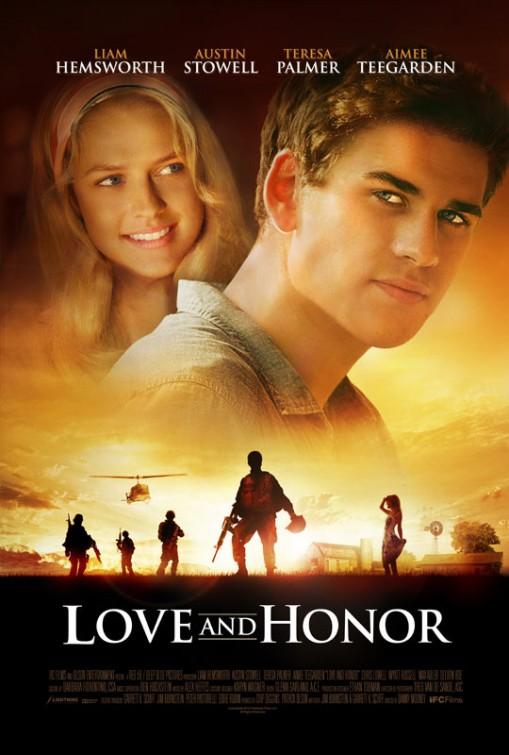 постер Молодые сердца,Love and Honor