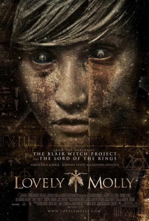 постер Крошка Молли,Lovely Molly