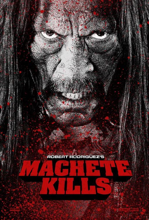 постер Мачете убивает,Machete Kills