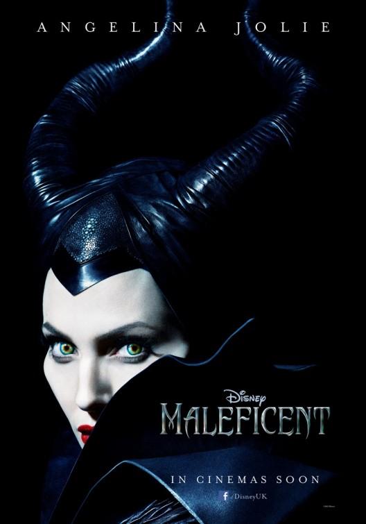 постер Малефисента,Maleficent