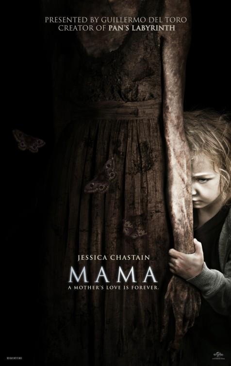 постер Мама,Mama