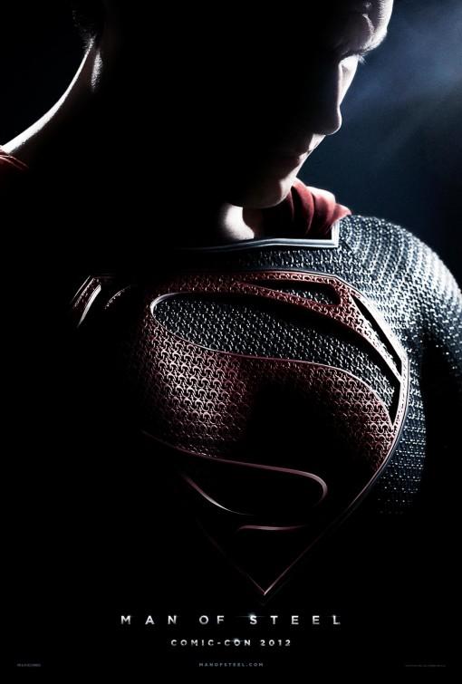 постер Человек из стали,Man of Steel
