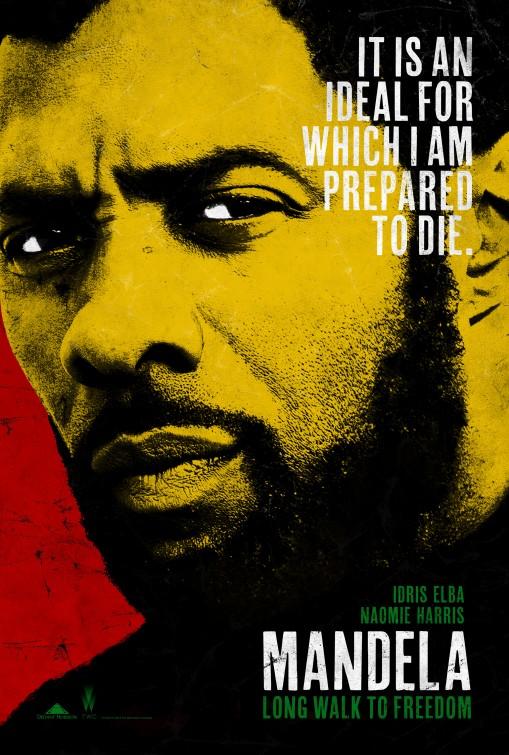 постер Долгая дорога к свободе,Mandela: Long Walk to Freedom