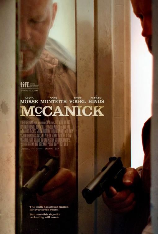 постер МакКаник,McCanick