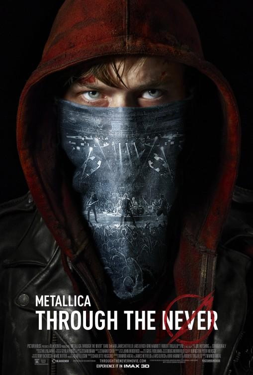 постер Metallica: Сквозь невозможное,Metallica Through the Never