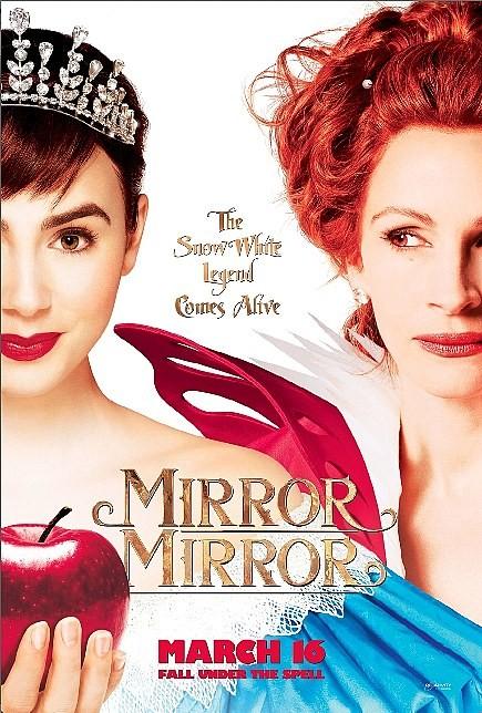 постер Белоснежка: Месть гномов,Mirror, Mirror
