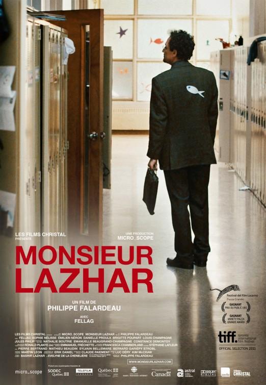постер Господин Лазар,Monsieur Lazhar
