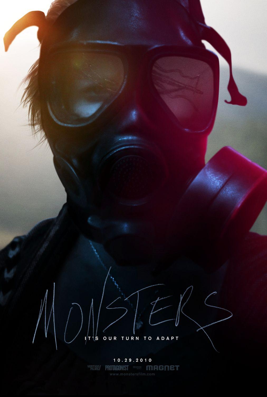 постер Монстры,Monsters