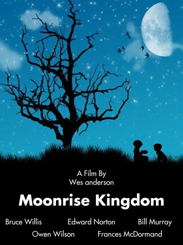 постер Королевство полной луны,Moonrise Kingdom