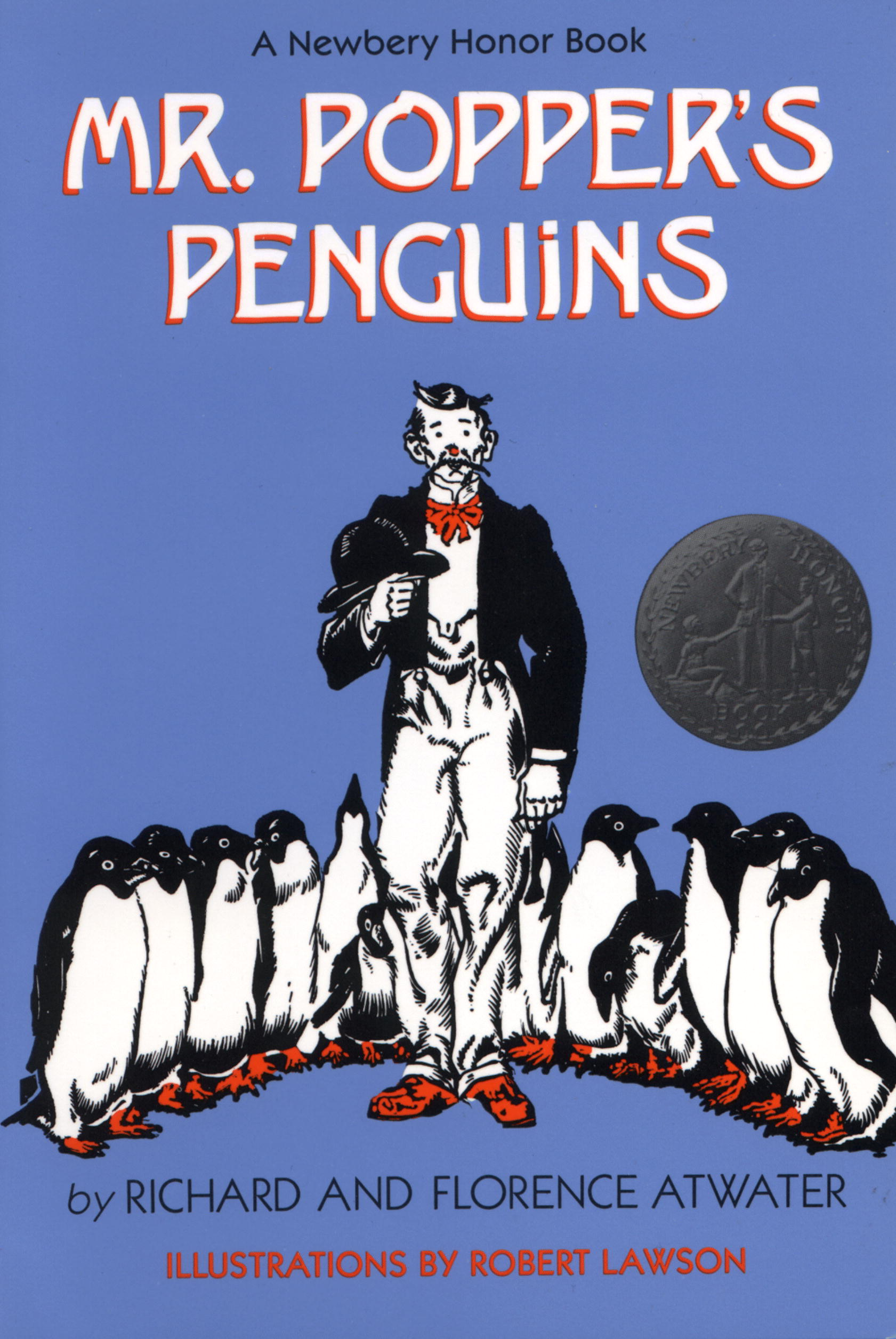 постер Пингвины мистера Поппера,Mr. Popper's Penguins