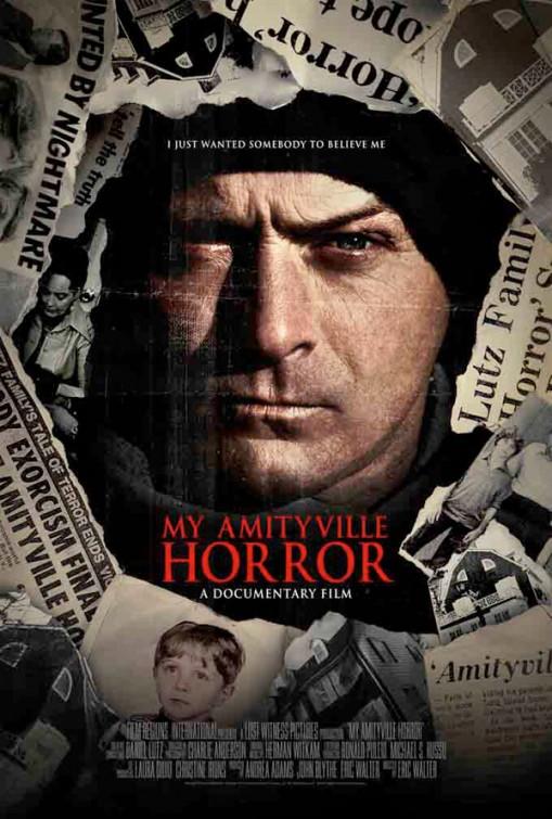 постер Мой ужас Амитивилля,My Amityville Horror