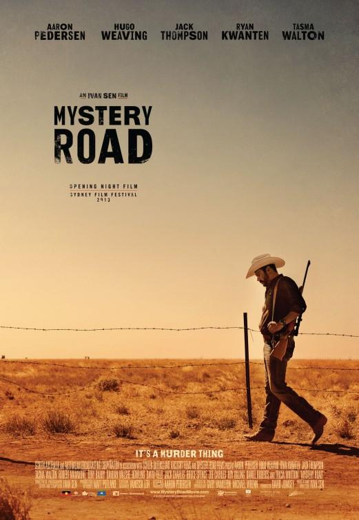 постер Mystery Road,Mystery Road