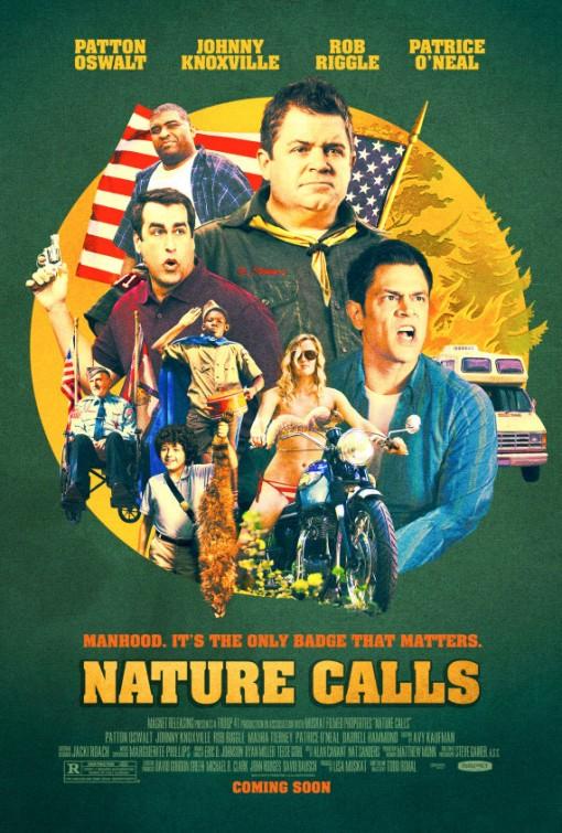 постер Зов природы,Nature Calls