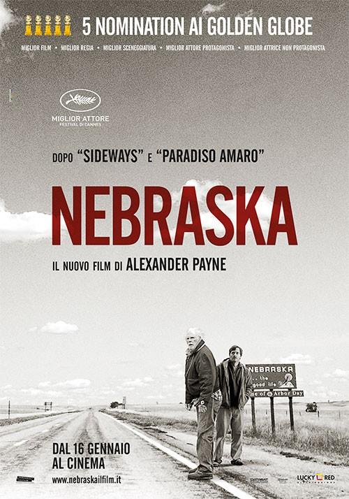 постер Небраска,Nebraska