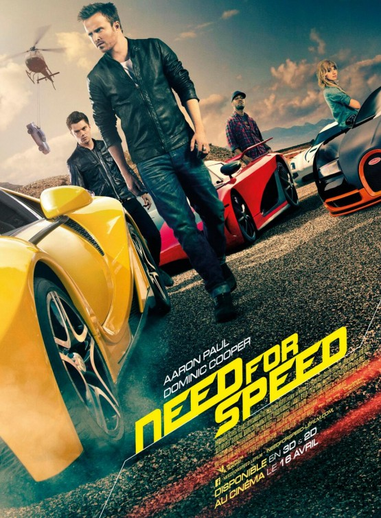постер Need for Speed: Жажда скорости,Need for Speed