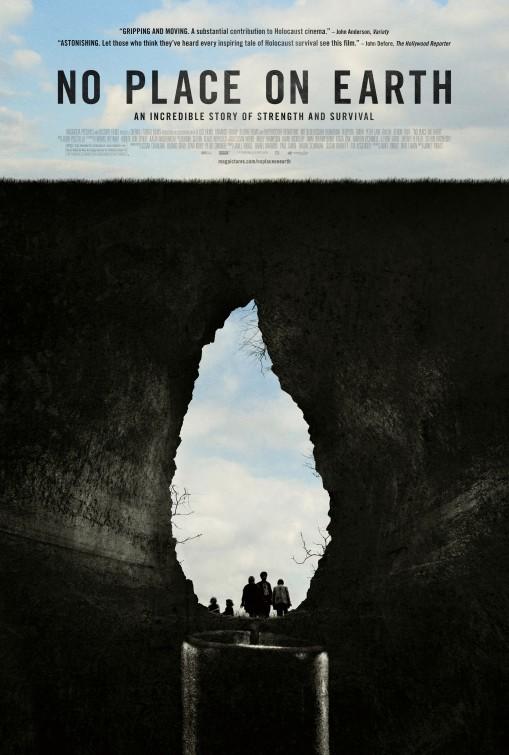 постер Нет места на Земле,No Place on Earth