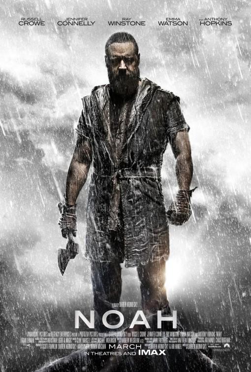 постер Ной,Noah