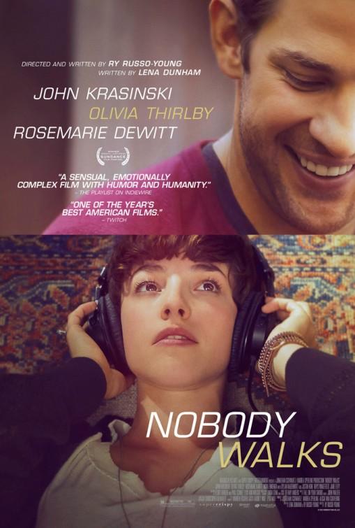 постер Никто не уходит,Nobody Walks