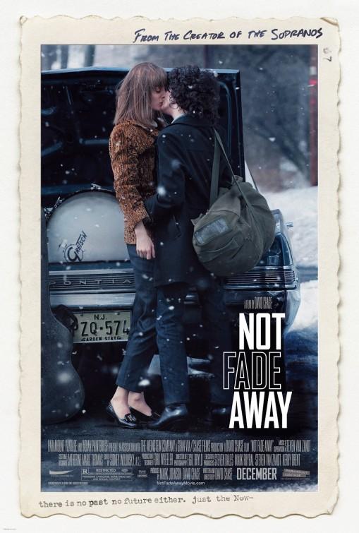 постер Не исчезай,Not Fade Away