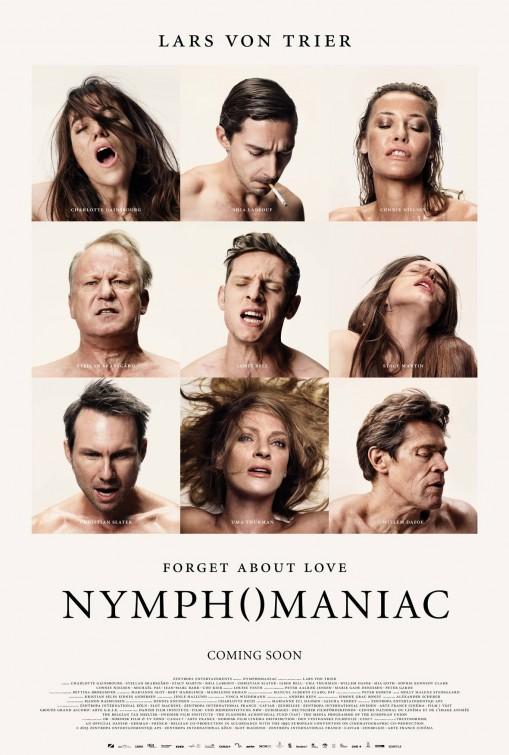 постер Нимфоманка: Часть 1,Nymphomaniac: Volume I