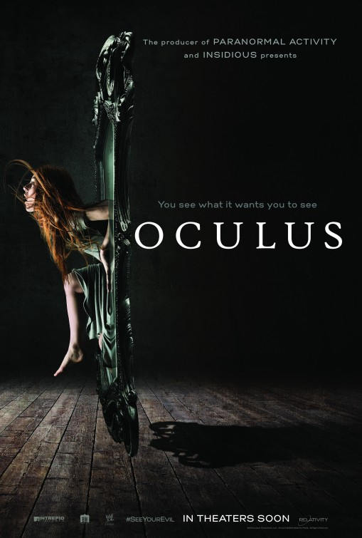 постер Око,Oculus