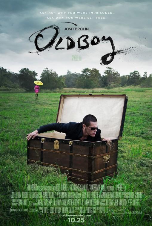 постер Олдбой,Oldboy (2013)