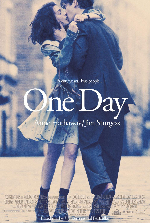постер Один день,One Day