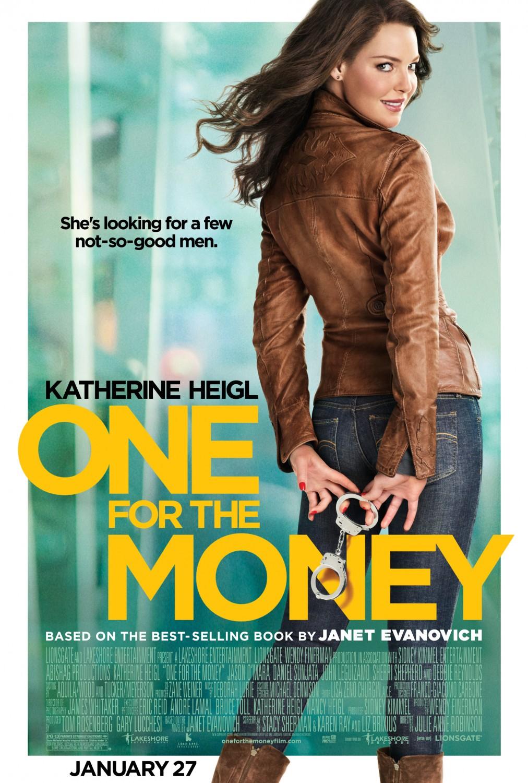 постер Она делает это за деньги,One for the Money