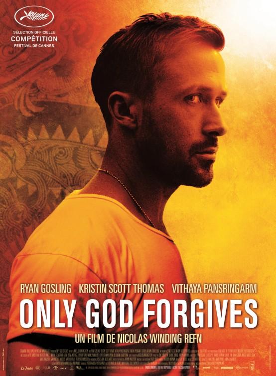 постер Только Бог простит,Only God Forgives