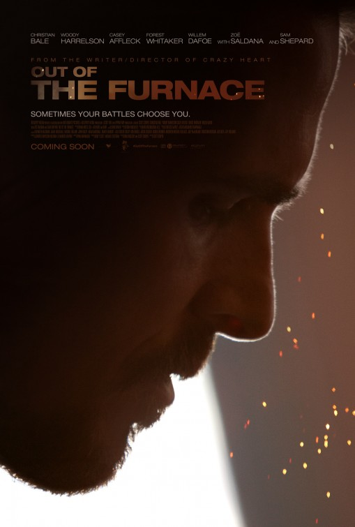 постер Из пекла,Out of the Furnace