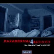 Паранормальное явление 4 (Paranormal Acitivity 4)