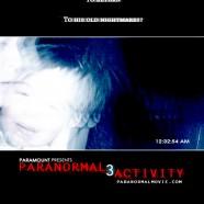 Паранормальное явление 3 (Paranormal Activity 3)