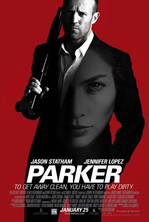 постер Паркер,Parker