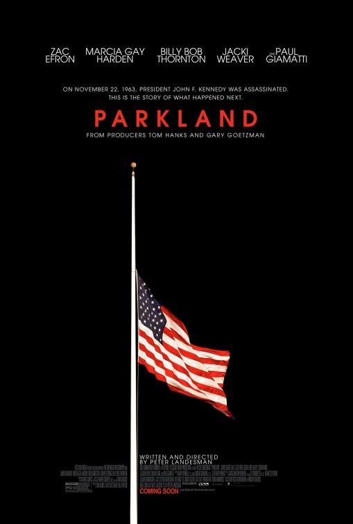 постер Парклэнд,Parkland