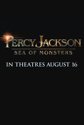 постер Перси Джексон: Море чудовищ,Percy Jackson: Sea of Monsters