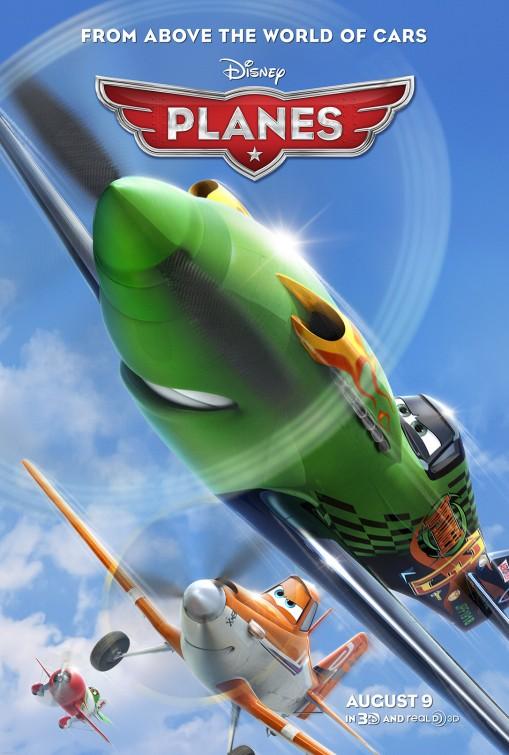 постер Самолеты,Planes