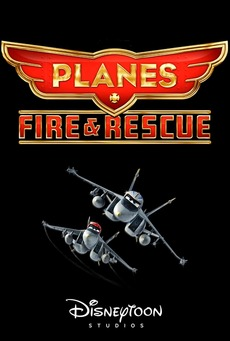 постер Самолеты: Огонь и вода,Planes: Fire & Rescue