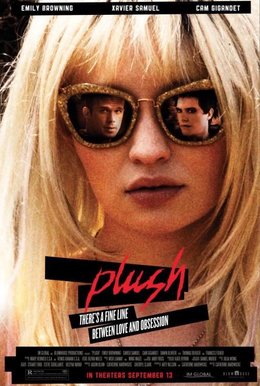 постер Зажги меня,Plush