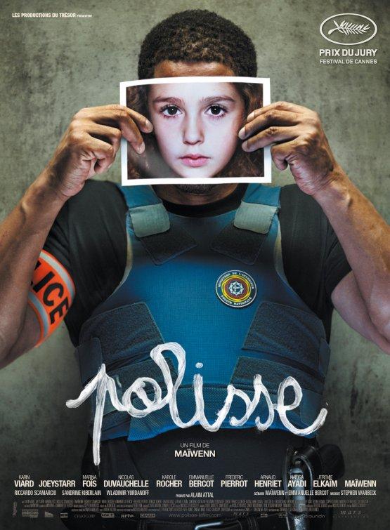 постер Полисс,Polisse