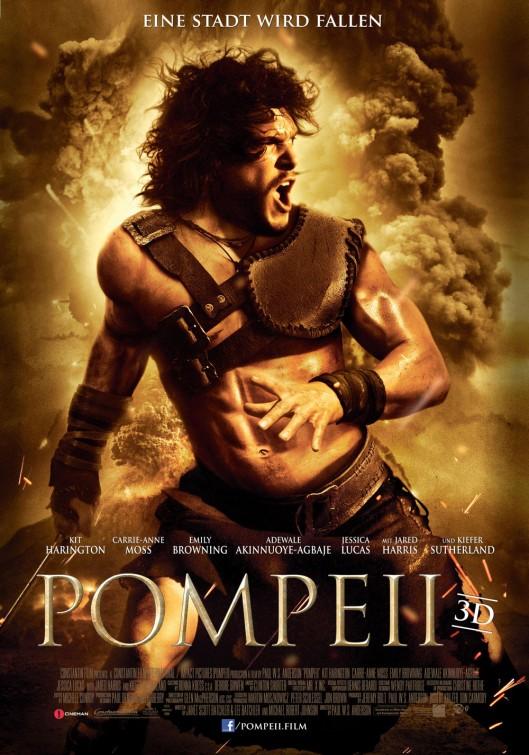 постер Помпеи,Pompeii