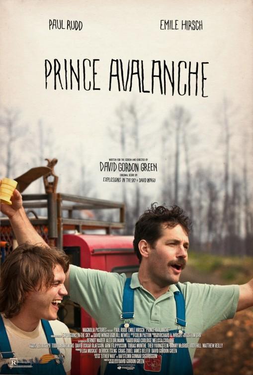 постер Повелитель лавин,Prince Avalanche