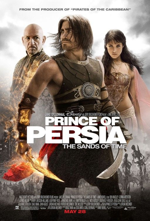постер Принц Персии: Пески времени, Prince of Persia: The Sands of Time