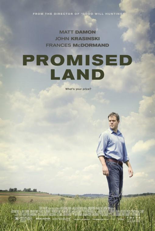 постер Земля обетованная,Promised Land