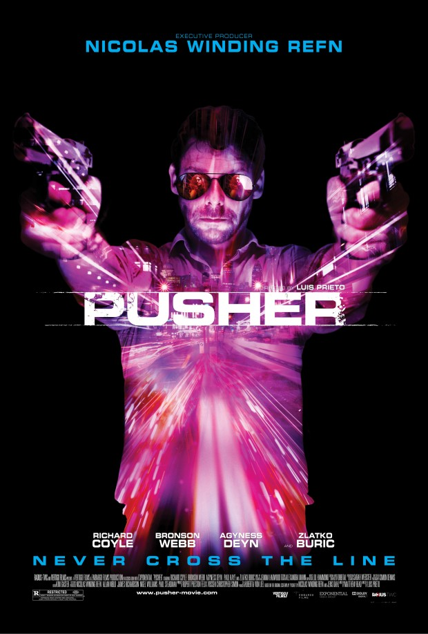 постер Дилер,Pusher
