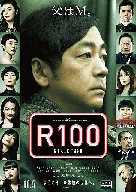 постер R100,R100
