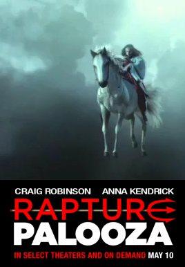 постер Восторг Палуза,Rapturepalooza