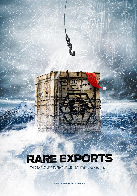 постер Санта на продажу,Rare Exports A Christmas Tale