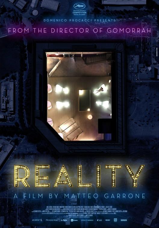 постер Реальность,Reality