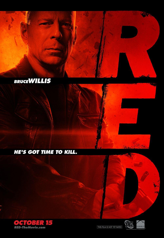 постер РЭД, Red